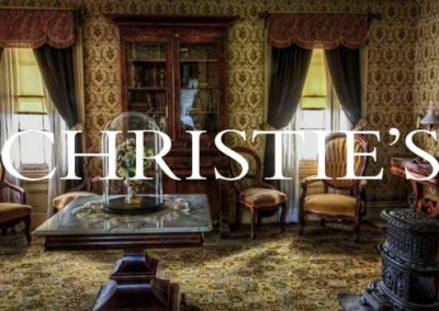 Christie's: Working with the world's most prestigious auction house