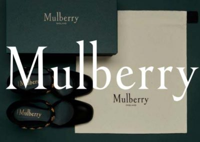Mulberry: How do you introduce your past to a new audience