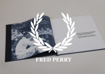 Fred Perry: What is a brand book really for?