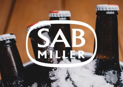 SABMiller: Quenching a client's thirst for NPD